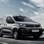 SAFETY: The Partner small van is already an award-winner