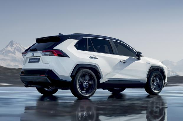 Hitching A Ride To The Future With Toyota S New Rav4 Hybrid Suv