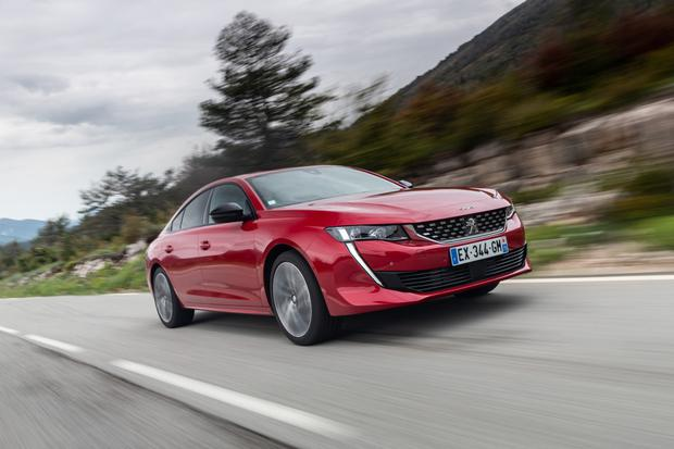 Pushing the boundaries: the new Peugeot 508 Fastback