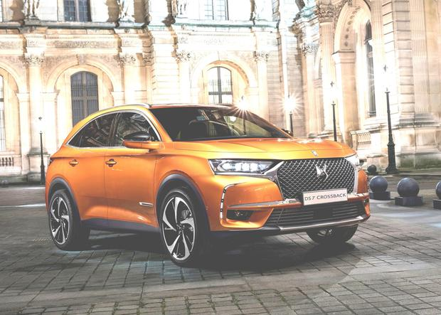 Unconventional: the new DS7 Crossback compact SUV is different but competitively priced