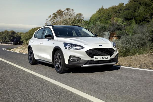 Deal-breaker: the new Ford Focus Active