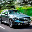 Powerful and responsive: The new GLC SUV from Mercedes