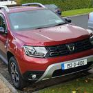 Affordable family crossover: the Dacia Duster Techroad