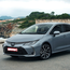 Winning: The Toyota Corolla is by far the top-selling new car this year as it goes into hybrid-only mode
