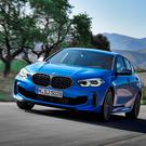 Vibrancy: the new BMW 1-series compact hatch