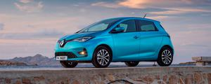 Renault's latest EV: the Zoe 50