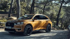 The DS7 plug-in: stylish outside and smartly laid out inside