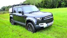 A big, bulky stalwart: the new Land Rover Defender