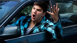 Much of the bullying of learner drivers seems to happen at heavy-traffic junctions just after the lights go green