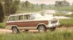 The original of the species: The SUV trend can be traced back to the 1963 Jeep Wagoneer
