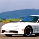 RX-appeal: The third-generation RX-7 FD model