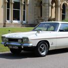 EUROPE'S MUSTANG: The Ford Capri GT XLR