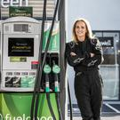 GREEN ENERGY: Nicci Daly divides her time between her twin passions of motorsports and hockey