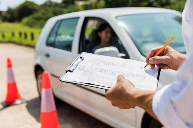 STRICTER PENALTIES: Long test waits are no excuse. Stock Image