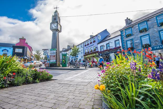 """Westport: A town Fáílte Ireland cites for its """"well-maintained streetscape"""""""