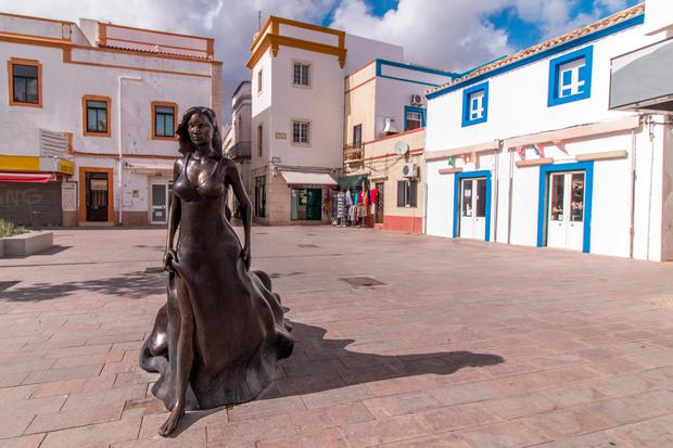 The Cubist city of Olhao, Portugal. Photo: Deposit