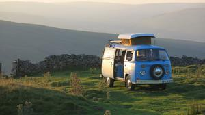 Campervan holidays could be popular this summer. PA Photo/iStock.