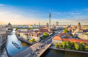 Berlin and the River Spree