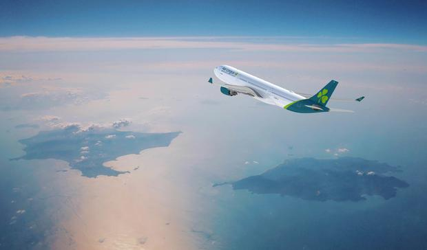 Aer Lingus: Taking off with new livery