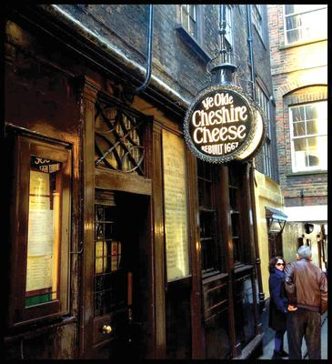 Olde Cheshire Cheese
