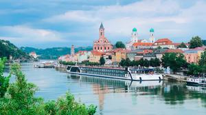 Sail away: Cruising on the Danube