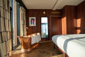 A suite at Dublin's Mayson hotel