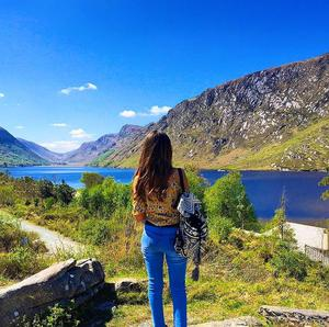 Glenveagh National Park, Co Donegal. Photo: Twitter / @Roseanne13