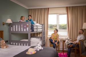 Family fun at the Celtic Ross in Rosscarbery, Co Cork