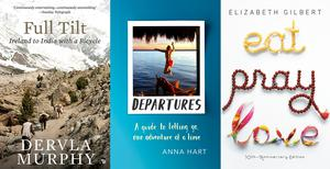 Great travel books... transporting you from home.