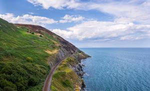 Bray & Greystones Cliff Walk. Photo: Fáílte Ireland