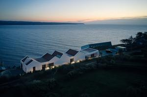 The new Cliff Beach House in Ardmore, Co Waterford