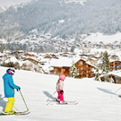 Skiing in Morzine. Original Source: Sunday Independent