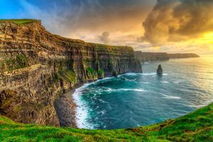 Cliffs of Moher. No.2 in our reader poll. Photo: Deposit