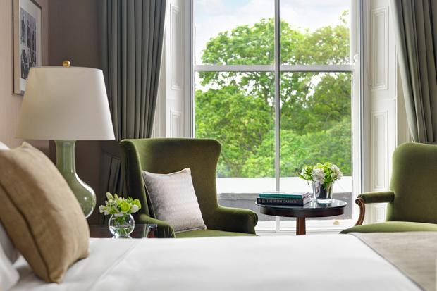 A new, one-bed suite at The Shelbourne