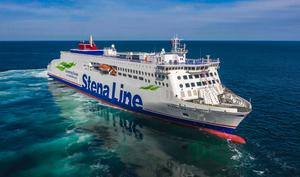 Stena Estrid, which sets sail on the Irish Sea from January 2020.