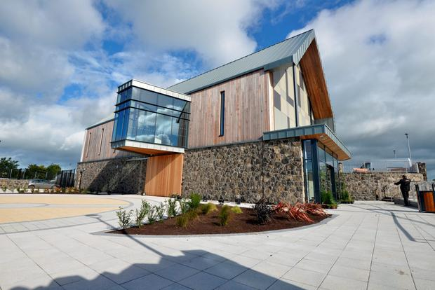 Seamus Heaney HomePlace in Bellaghy, Co. Derry. Photo: Pól Ó Conghaile