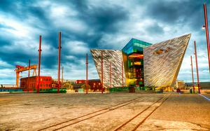 Titanic Belfast. Photo: Deposit