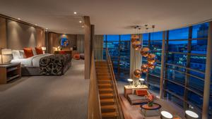 The Clayton's Cork penthouse