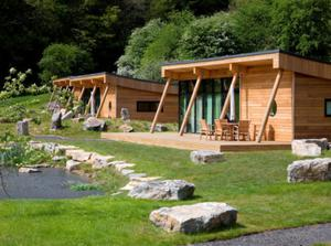 Touch of Luxury: A Natural Retreats lodge in the Yorkshire Dales