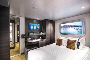 MSC Meraviglia, cabin for families - Interior Studio