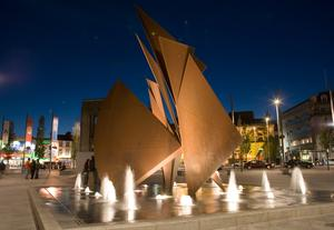 Galway - Eyre Square-Kennedy Park
