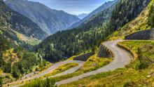 The high life: A winding road through the French Pyrenees