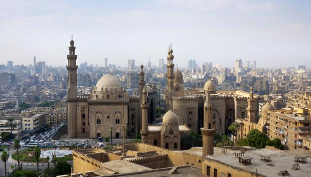 Cairo skyline, Egypt. Photo: Deposit