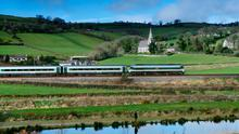 The Dublin-Belfast Enterprise train. Photo: Tourism Northern Ireland