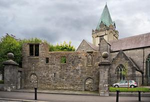 St. Nicholas Church, Galway