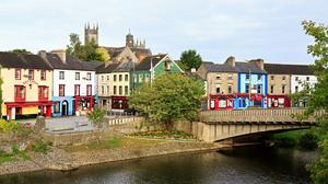 Kilkenny, with the River Nore. Photo: Deposit