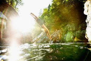 Dive into summer: Holiday deals. Photo: Getty