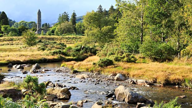 Glendalough, Co. Wicklow. Photo: Deposit
