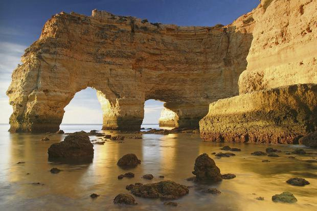 Portugal's Algarve, a long-time favourite with Irish families