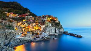 Manarola village, Cinque Terre, Italy. Photo: Deposit